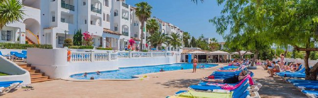 Holiday Center Apartments, Santa Ponsa, Majorca