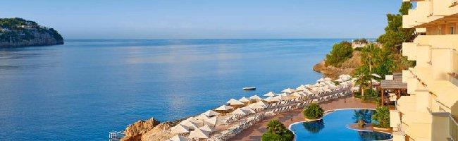 Santa ponsa holiday resort aparthotels for Jardin del sol santa ponsa